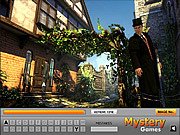 Sherlock Holmes: Finds Hidden Letters game