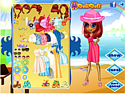 Play Lisa s summer fashion Game