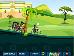 Permainan School Race