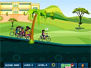 School Race game