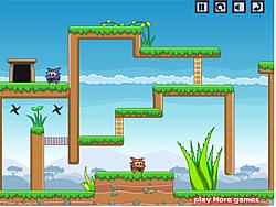 Ninija Darts and skull`island game