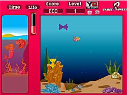 Tiny Mermaid game
