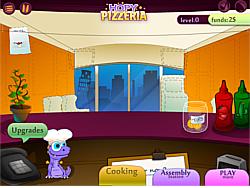 Hopy Pizzeria game