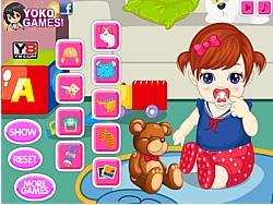 Baby Fashion game