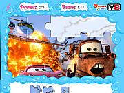 Jolly Jigsaw - Cars 2 game