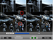 Play Force of war find the differences Game
