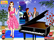 Play Glamour party dressup Game