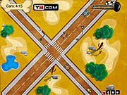 Play Buggy traffic madness Game
