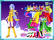 Play Libra dress up Game