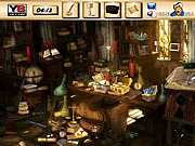Play Mystery room Game