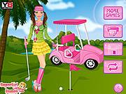 Jucați jocuri gratuite Golf Barbie