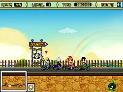 Powerpuff Girls Racing game
