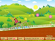 Play Dora stunts Game