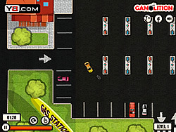 juego Taxi Parking Mania