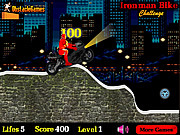 Chơi trò chơi miễn phí Ironman Bike Challenge