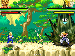 jeu Dragon Ball Fighters