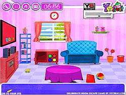 Chơi trò chơi miễn phí Deliberate Room Escape