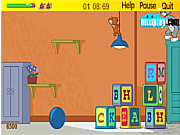 Tom & Jerry School Adventure game