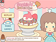 Sophias Ice cream game