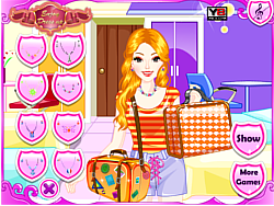 Barbie And Ellie Backpacking In Europe game