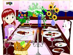 Dinner Decoration game