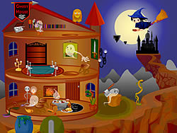 jeu Halloween House Makeover 2