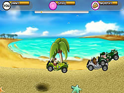 Gioca gratuitamente a Monkey Kart