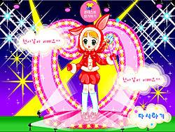 Doll Dancer Dress up game