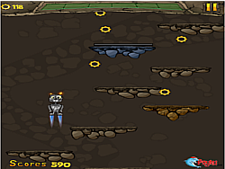 Jump to Sky game