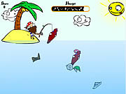 Play Island fishing Game
