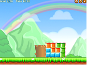 Play Colorful box puzzle Game