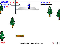 Mountain Falls game
