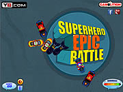 Play free game Superhero Epic Battle