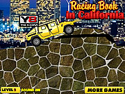 Play California rush racing Game