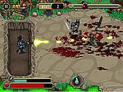 The Peacekeeper game
