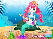 Play Tender mermaid princess Game
