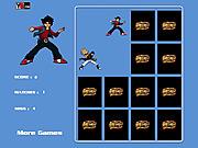 Redakai Memory game