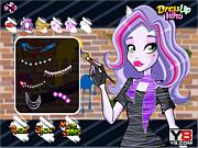 Play Catrine demew artsy makeover Game