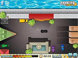 London Cab Parking game