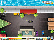 Play London cab parking Game