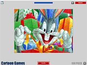 Chơi trò chơi miễn phí Bugs Bunny Jigsaw Game
