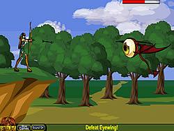 Monster Hunt game