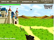 Juega al juego gratis Protect King Castle