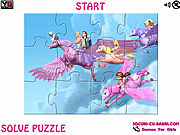 Play Magic pegasus jigsaw Game