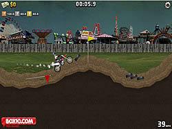Daredevil Joe Moto X Superstar game