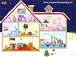 Peppa Pig Doll House game
