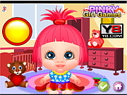 Play Baby hair salon spa Game