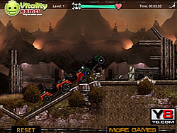 Monster Buggy Madness game
