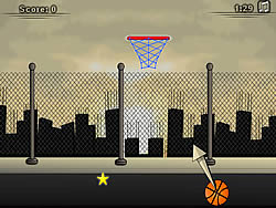 Urban Basketball Shoots game