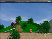 tractor Trial game